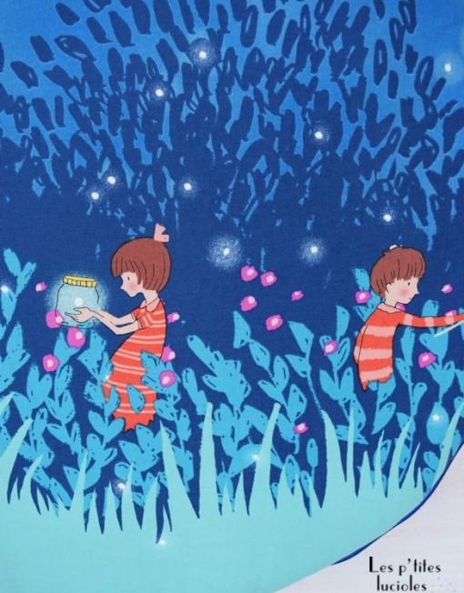 """lpl-Gigoteuse Prem's-hiver """"Les Lucioles bleues"""""""