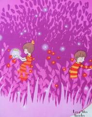"""lpl-Gigoteuse Prem's-hiver """"Les Lucioles roses"""""""