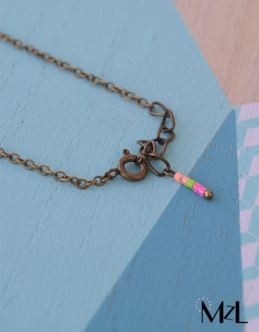 "MzL - Bracelet ""Malya"" Fermoir"