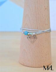 "MzL - Bracelet ""Marly"" Diamant"